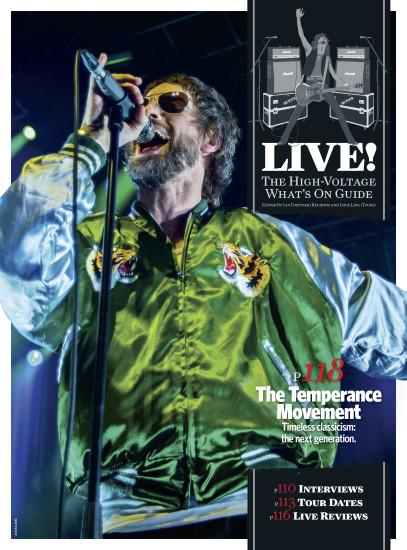 Classic Rock: April 2016 edition