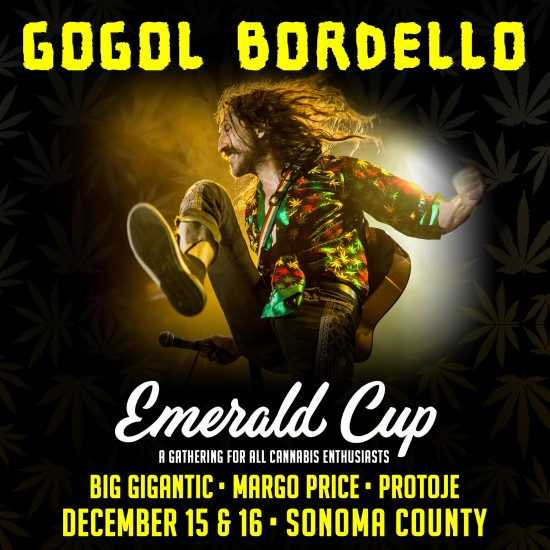 Emerald Cup Festival 2018 Artwork