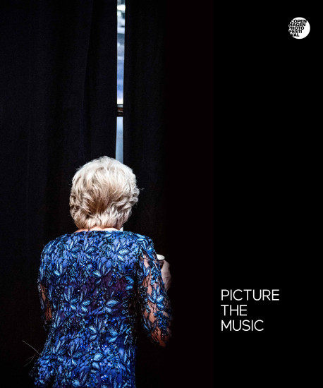 Copenhagen Photo Festival: 'Picture the Music' Exhibition book, published June 2016