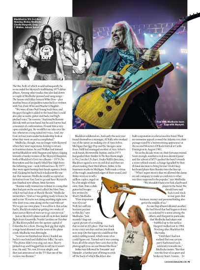 Classic Rock: December 2016 edition (top right image)